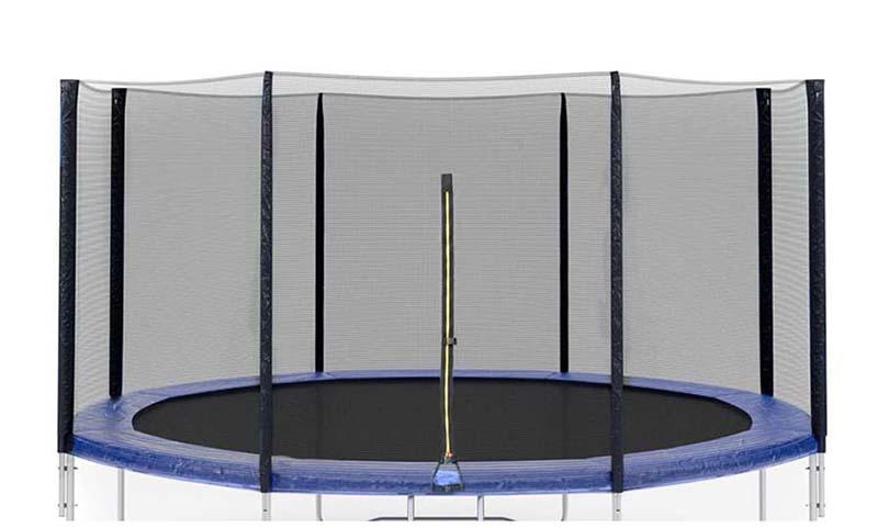za itna mre a za trampolin 366 cm fitnesshop. Black Bedroom Furniture Sets. Home Design Ideas